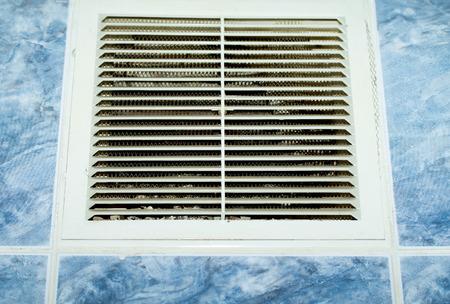 louver: outlet ventilation grid