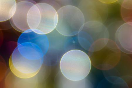 heptagon: Blurred Photo blur bokeh background defocused lights Stock Photo