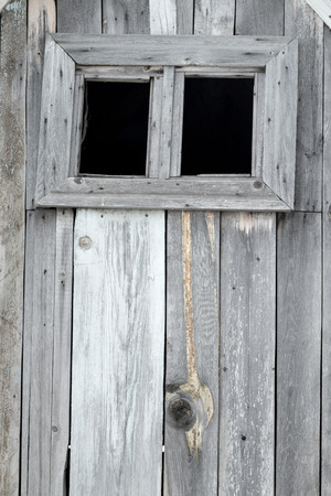 old windows: Old windows in wooden houses