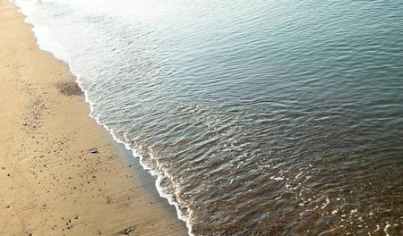 on shore: sea shore