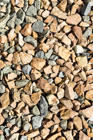 crushed: crushed granite background