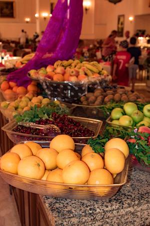inclusive: food, all inclusive
