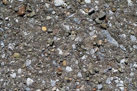 worn structure: Old asphalt background texture