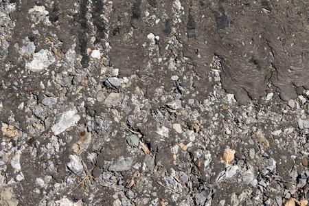 bitumen: Old asphalt background texture