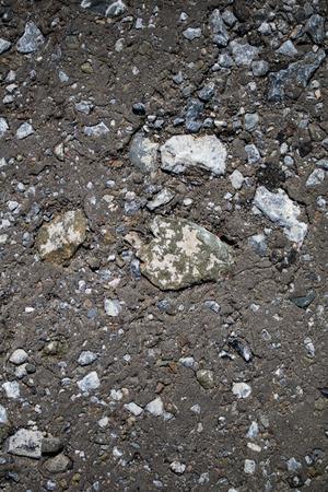 dirty: Old asphalt background texture