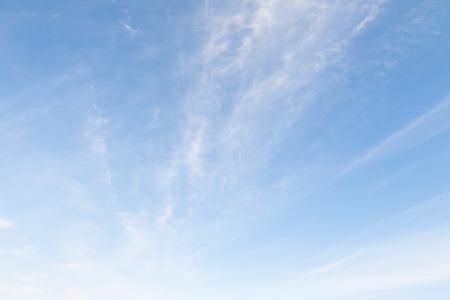 blue sky clouds Stock fotó