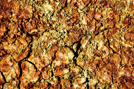 fire crack in ground background Standard-Bild - 107601913