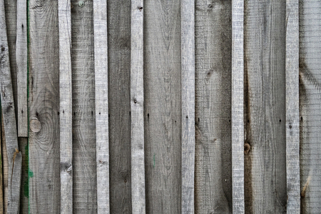old gray wooden fence background Stock fotó
