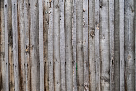 old gray wooden fence background Stok Fotoğraf
