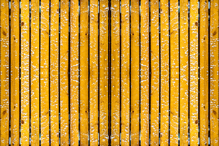 wooden plank fence background texture winter