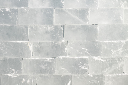 ice brick background