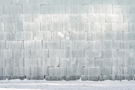 ice brick background