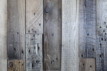 The texture of the wooden fence, the background of the wooden panel.