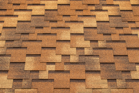 Shingles for roofs, roof background.
