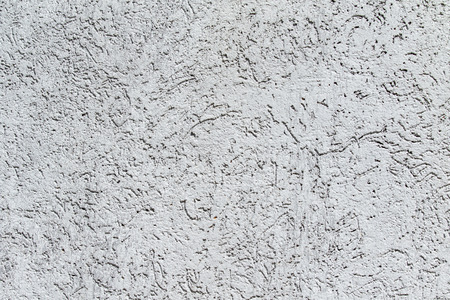Concrete plaster wall, construction background.