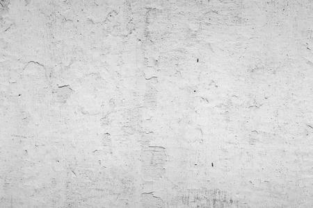 Concrete old stucco wall background, construction texture. Foto de archivo