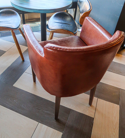 Wondrous Leather Armchair Dining Room Interior Pdpeps Interior Chair Design Pdpepsorg