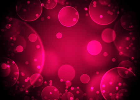 Abstract light bokeh background