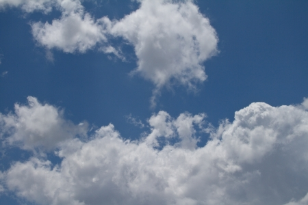 Clouds in the sky Stock fotó - 20583935