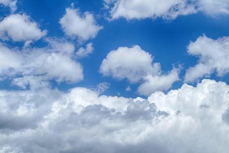 Clouds in the sky Stock fotó - 20642471