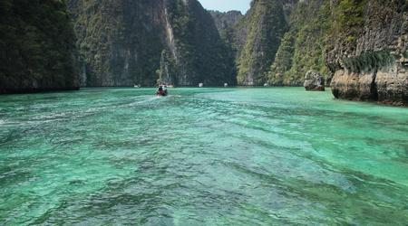 phi phi island: Maya bay Phi Phi Island Krabi Thailand