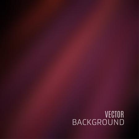 ぼやけている抽象的なデフォーカス ベクトルの背景 - 赤、マルサラ、ピンク、パープル色