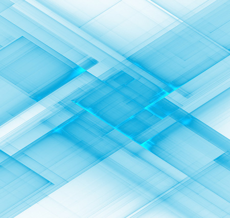 Abstract white background. Turquoise straight lines texture. Transparent blue pattern.