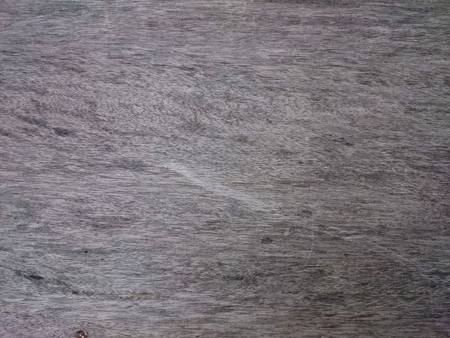 Abstract grey wooden texture. Gray weathered wood. Brown horizontal timber board with old scratched pattern. Banco de Imagens