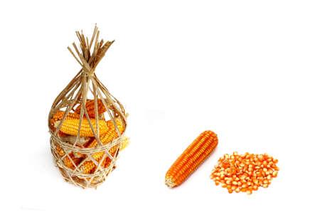 spadix: Dry corn isolate