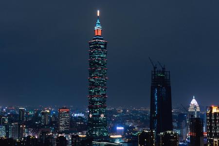 Taipei 101 版權商用圖片