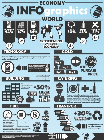 INFOGRAPHIC DEMOGRAPHIC MODERN STYLE 7