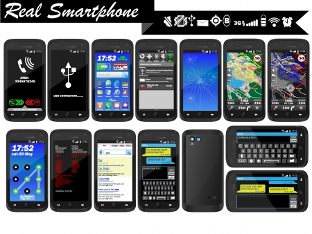 resistive: REAL  SMARTPHONE MEGA COLLECTIONS