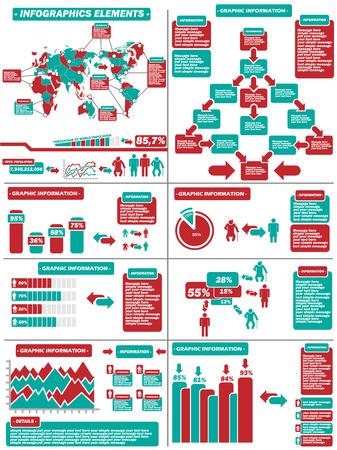 demographics: INFOGRAPHIC DEMOGRAPHICS  11 RED