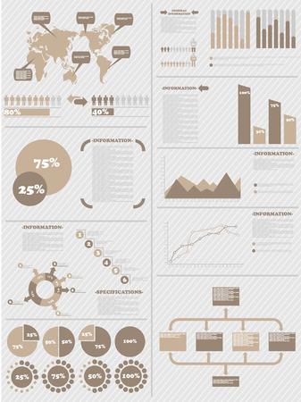demographics: INFOGRAPHIC DEMOGRAPHICS 5 BROWN