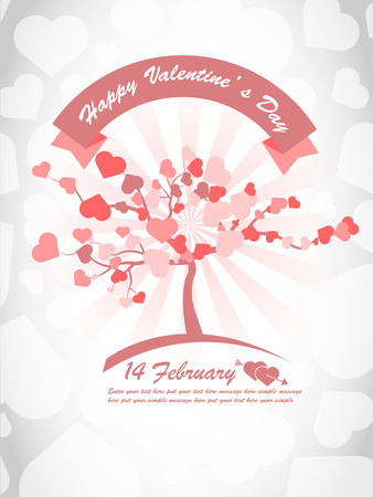 VALENTINES  DAY BACKGROUND 8 Vector