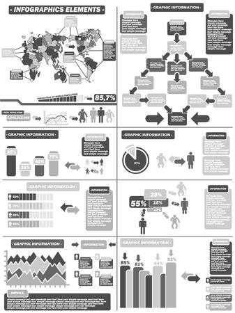 demographics: INFOGRAPHIC DEMOGRAPHICS 11 GRAY