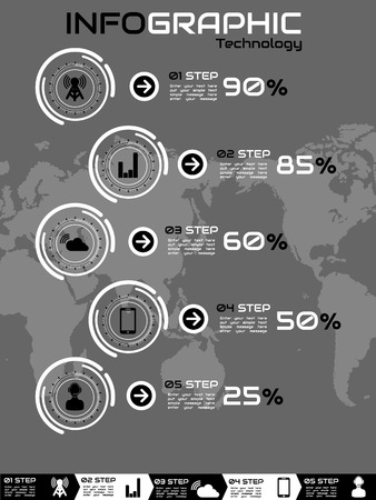 tecnology: INFOGRAPHIC RANKING TECNOLOGY BLACK