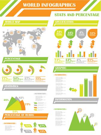 demographics: INFOGRAPHIC DEMOGRAPHICS 9 ORANGE