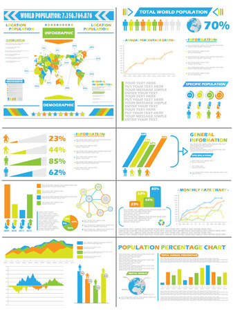 special edition: INFOGRAPHIC DEMOGRAPHICS  POPULATION SPECIAL EDITION