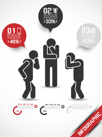 special edition: INFOGRAPHIC MAN RANKING SPECIAL EDITION RED