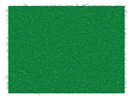 REAL GRASS GREEN