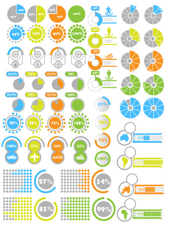 conquest: INFOGRAPHICS ELEMENTS  TOY Illustration