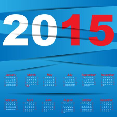 CALENDAR 2015 SIXYH EDITION