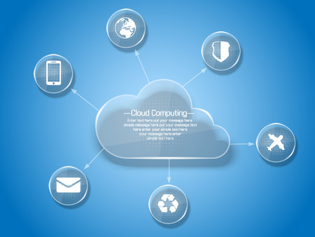 CLOUD COMPUTING GLASS