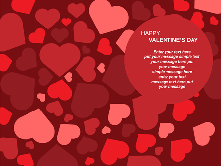album background: VALENTINES  DAY BACKGROUND SIMPLE WITH HEART