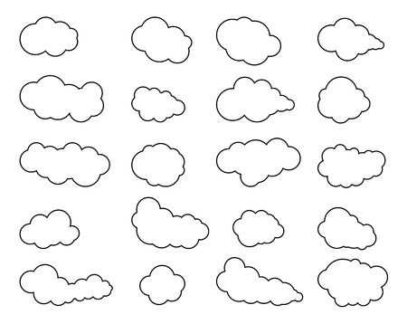 sky clouds: ICON CLOUDS, CLOUDY SKY, CLOUDS BLUE SKY, CLOUD BACKGROUN, CLOUDS LIGHTING, CLOUDSCAPE, CLOUD SKY, CLOUD September WEATHER, SKY, SKY CLOUD, SKY BACKGROUND, SIMPLE CLOUD WHITE AND BLACK