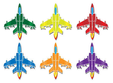 simple: COMBAT AIRCRAFT ICON SIMPLE