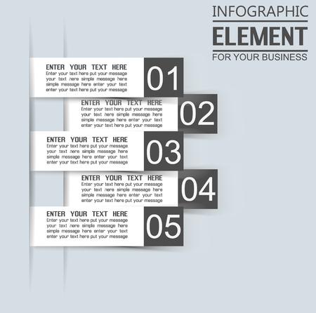 stiker: ELEMENT FOR INFOGRAPHIC  TEMPLATE GEOMETRIC FIGURE STIKER THIRD EDITION BLACK