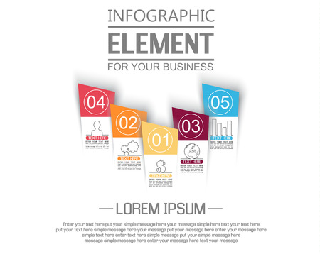 stiker: INFOGRAPHIC TEMPLATE ELEMENT FOR GEOMETRIC FIGURES STIKER NUMBER OPTION TO SCALE THIRD EDITION
