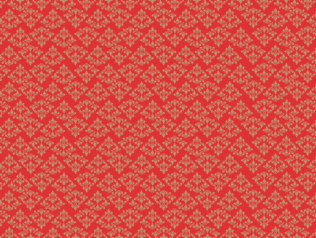 SIMPLE WRAPPING PAPER RED